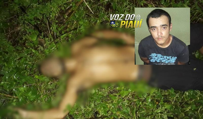 Homem é assassinado com vários tiros no residencial José Amancio em Piripiri
