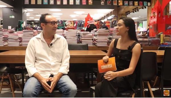 Em entrevista, o humorista piripiriense Dirceu Andrade revela como foi sua vida na infância